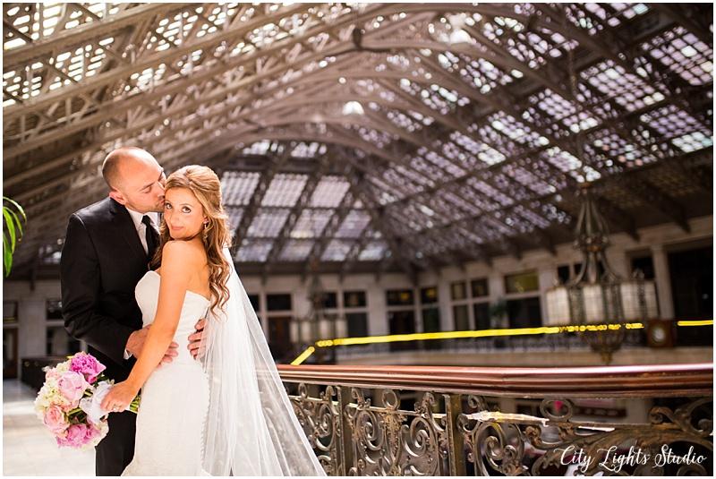 Buffalo Wedding Photography Molly Bill Statler City Ellicott